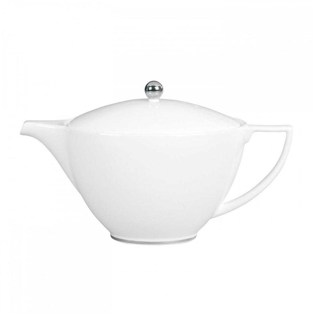Wedgwood Jasper Conran Platinum Teapot 1.7 Pt MPN: 50161609555