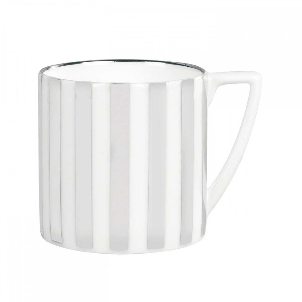 Wedgwood Jasper Conran Platinum Mini Mug Striped MPN: 50161609648