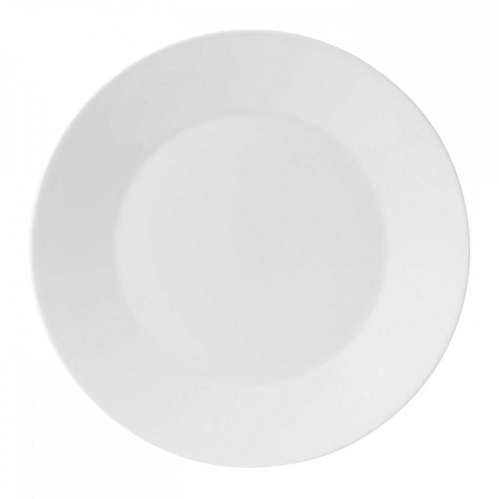 Wedgwood Jasper Conran White Bone China Dinner Plate Plain 11 Inch MPN: 50191309540
