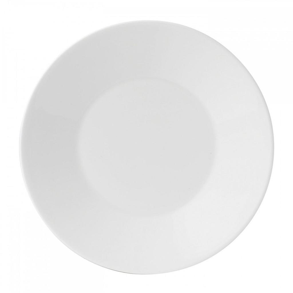 Wedgwood Jasper Conran White Bone China Bread and Butter Plate Plain 7 Inch MPN: 50191309542