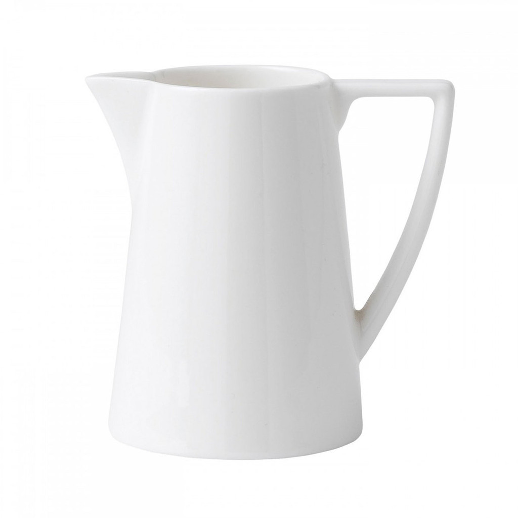 Wedgwood Jasper Conran White Bone China Creamer MPN: 50191309560