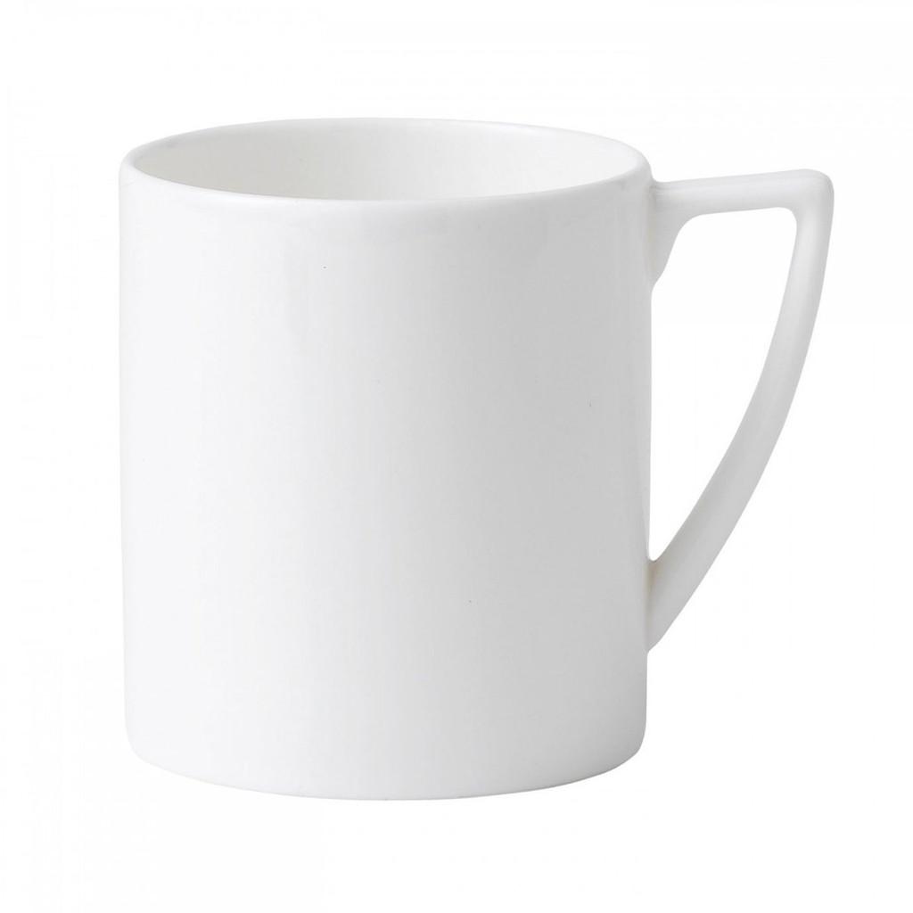 Wedgwood Jasper Conran White Bone China Mini Mug Plain MPN: 50191309559