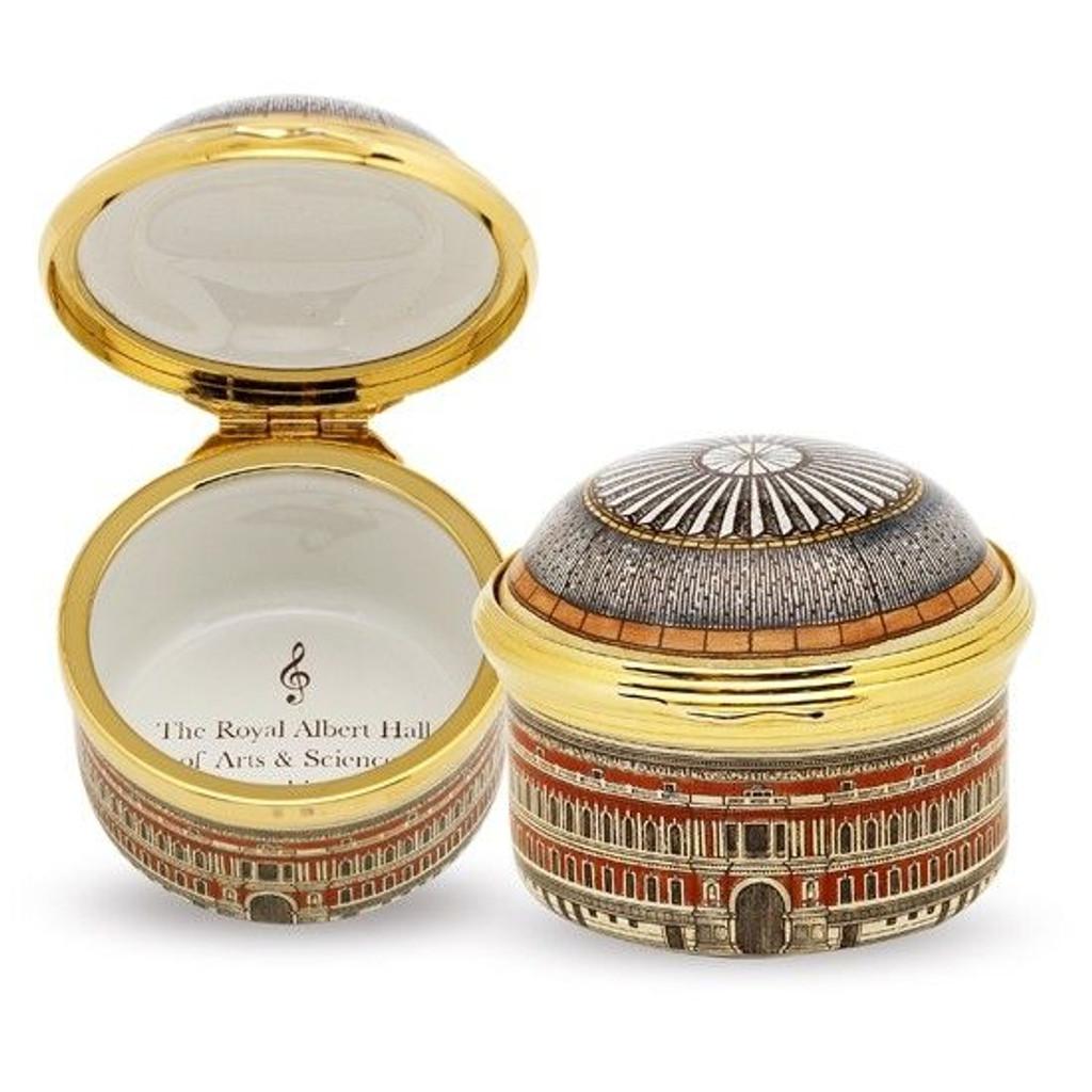 Halcyon Days Royal Albert Hall Box ENRAH0101G EAN: 5060171121152