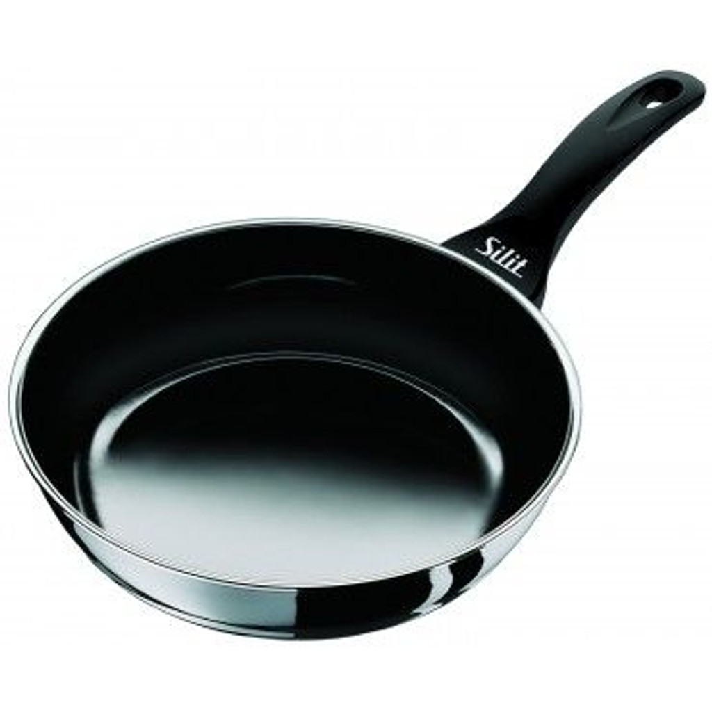 Silit Professional Fry Pan Deep 9.5 Inch Black MPN: 91.2824.2501