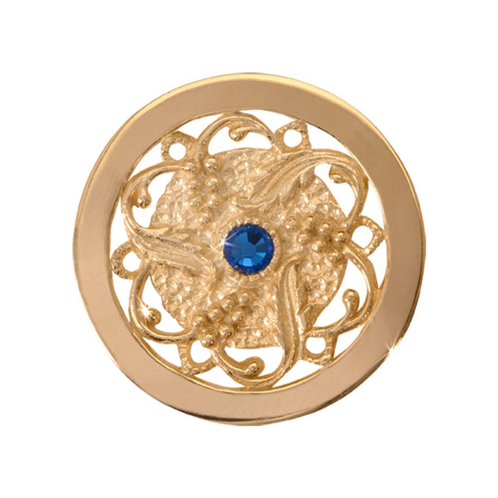 Nikki Lissoni Ancient Memories Gold-Plated 23mm Coin MPN: C1090GS EAN: 8718627462270