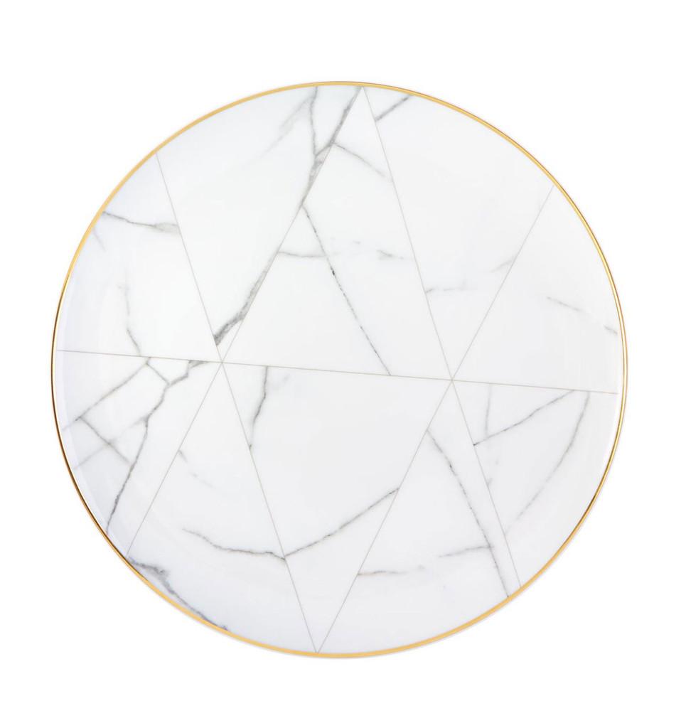 Vista Alegre Carrara Dinner Plate MPN: 21124352