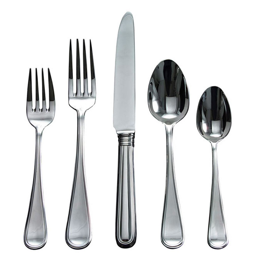 Ricci Argentieri Ascot Sterling 5 Piece Place Setting MPN: 31000 UPC: 644907310000
