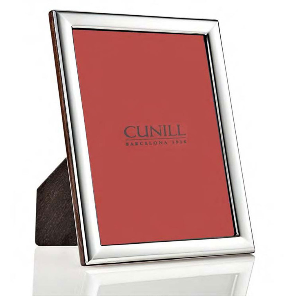 Cunill Barcelona Danube 8 x 10 Inch Picture Frame - Sterling Silver MPN: 87179