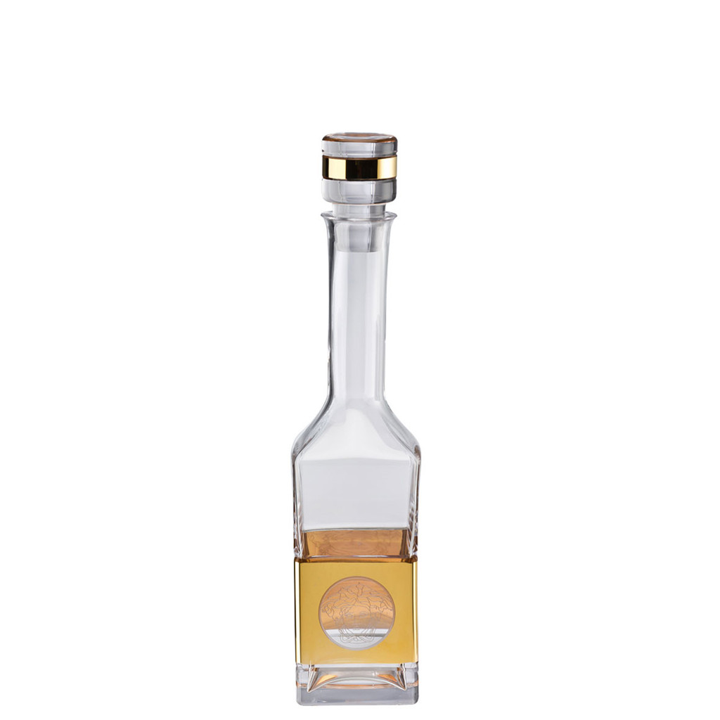 Versace Madness Oro Medusa Vodka decanter, MPN: 69084-321363-46862, UPC: 790955008175