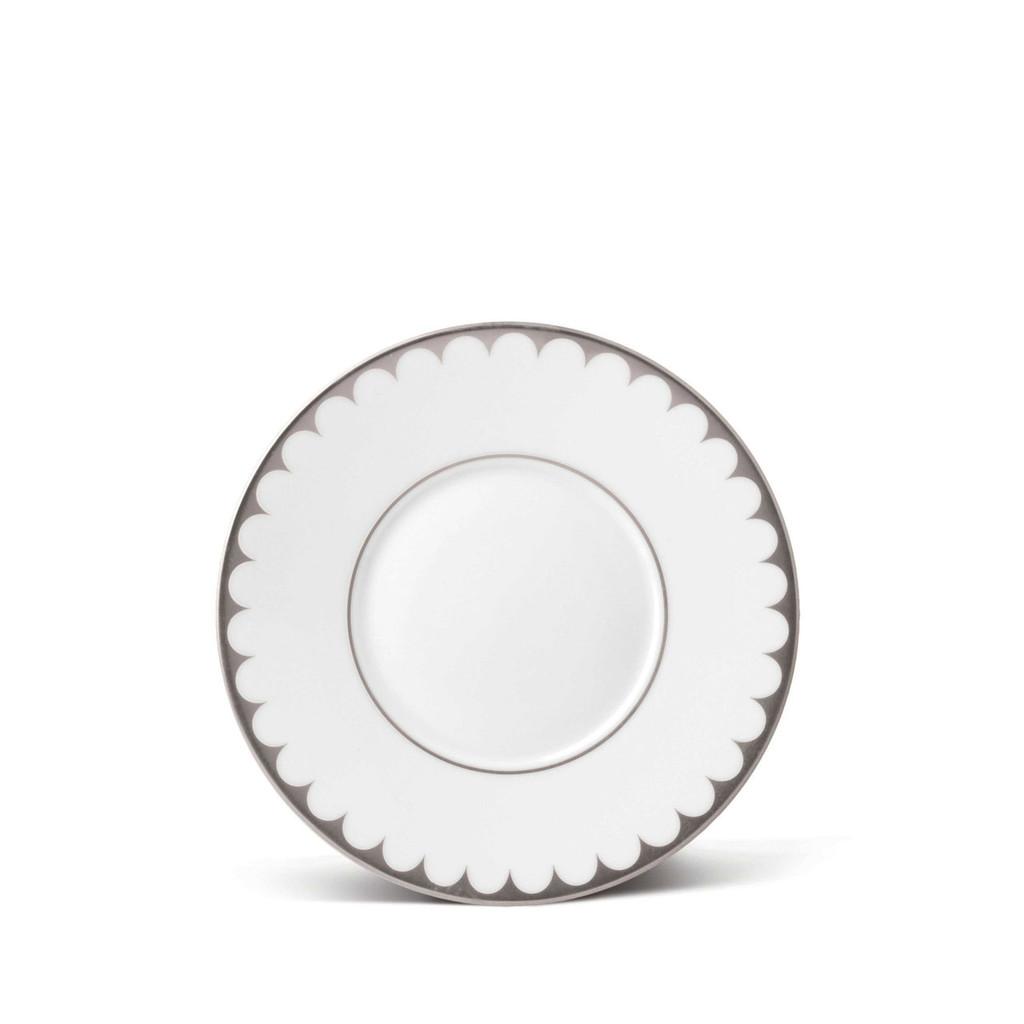 L'Objet Aegean Filet Saucer - Platinum MPN: AG6602