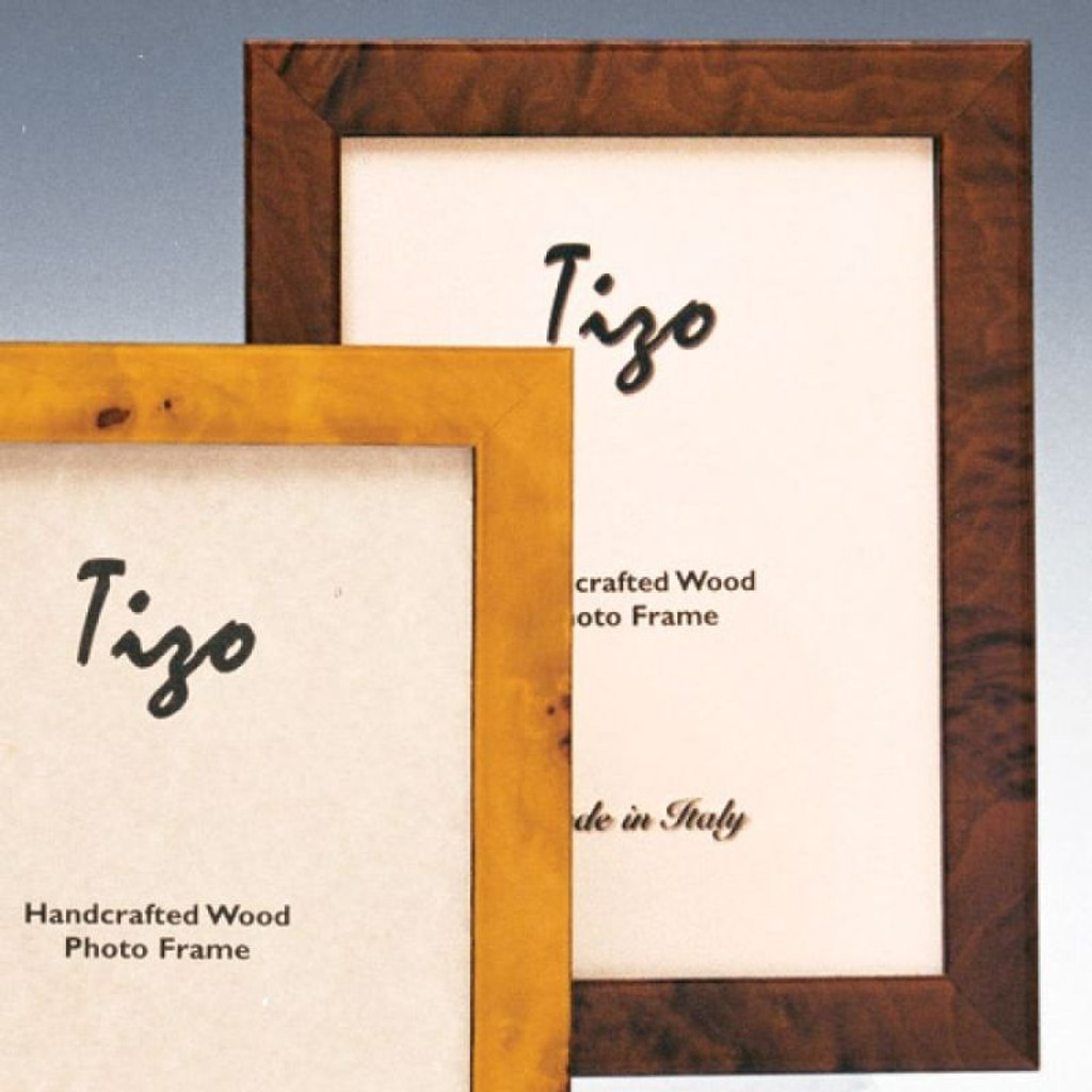 Tizo Patricia 8 x 10 Inch Wood Picture Frame - Brown