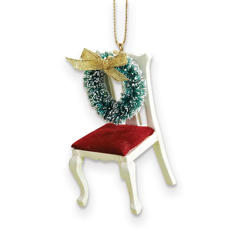 Memorial Chair Ornament, MPN: GM15785, UPC: 89945551686