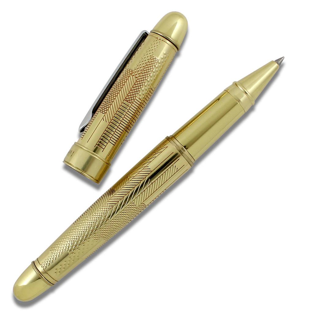 Acme Hatch Etched Ballpoint Pen, MPN: P5KZ01BP, UPC: 692757274775