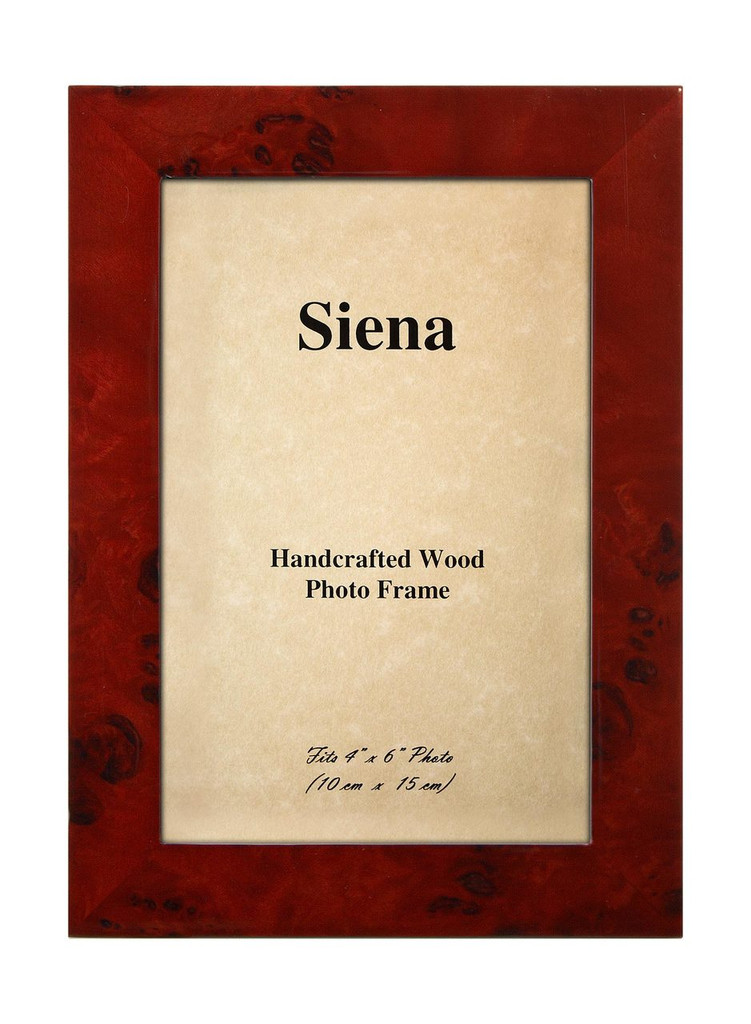 Tizo 8 x 10 Inch Clouds Up Wood Picture Frame - Red, MPN: SD12RED-80