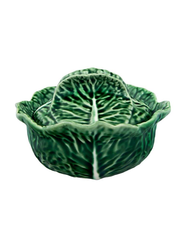 Bordallo Pinheiro Cabbage Green Natural Tureen L MPN: 65007022 EAN: 5600876077639