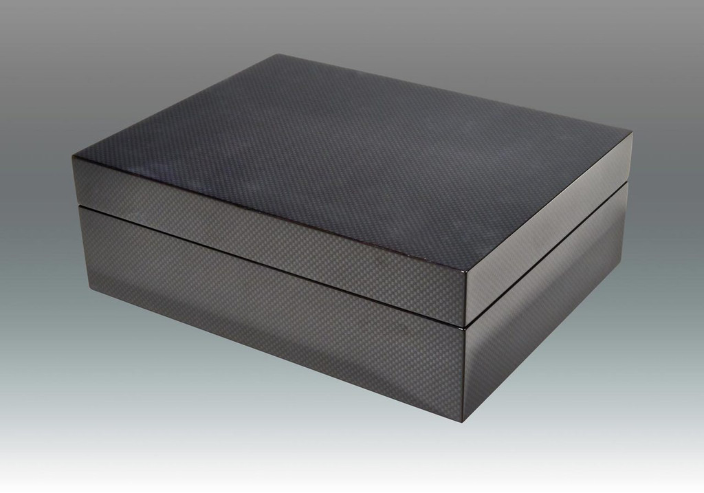 Tizo Carbon Fiber Jewelry Box, MPN:  SD603CFBX