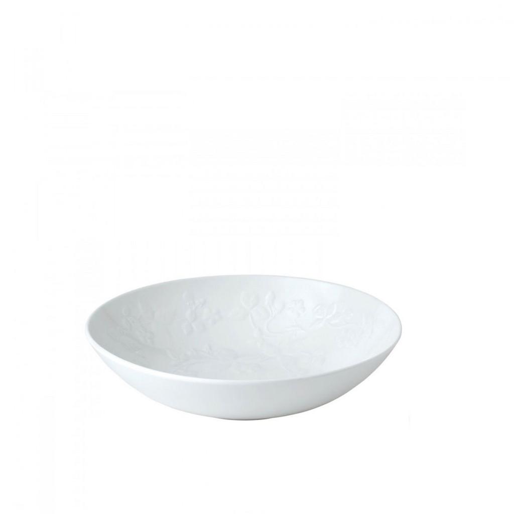 Wedgwood Wild Strawberry Wild Strawberry White Pasta Bowl, MPN: 40007599, UPC: 701587195645