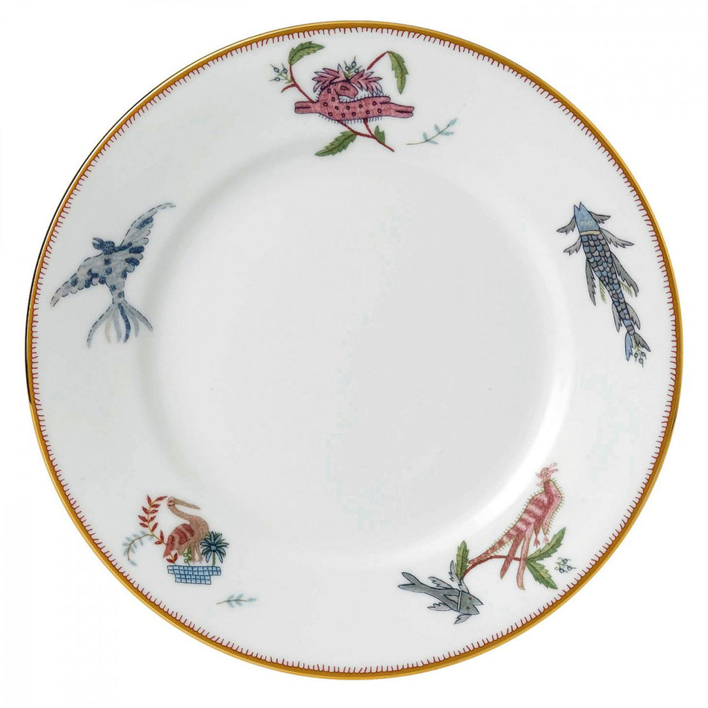 Wedgwood Mythical Creatures Mythical Creatures Salad Plate 8 Inch, MPN: 40015250, UPC: 701587253093