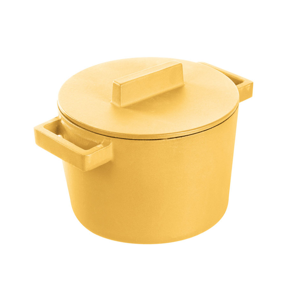 Sambonet TerraCotto Saucepot With Lid Vanilla, MPN: 51607V16 UPC: 790955984547