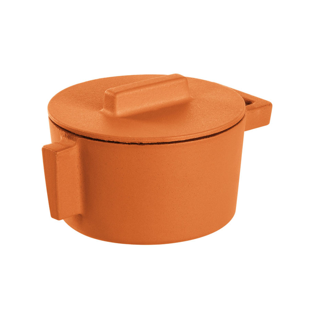 Sambonet TerraCotto Saucepot With Lid Curry, MPN: 51607C10 UPC: 790955987845