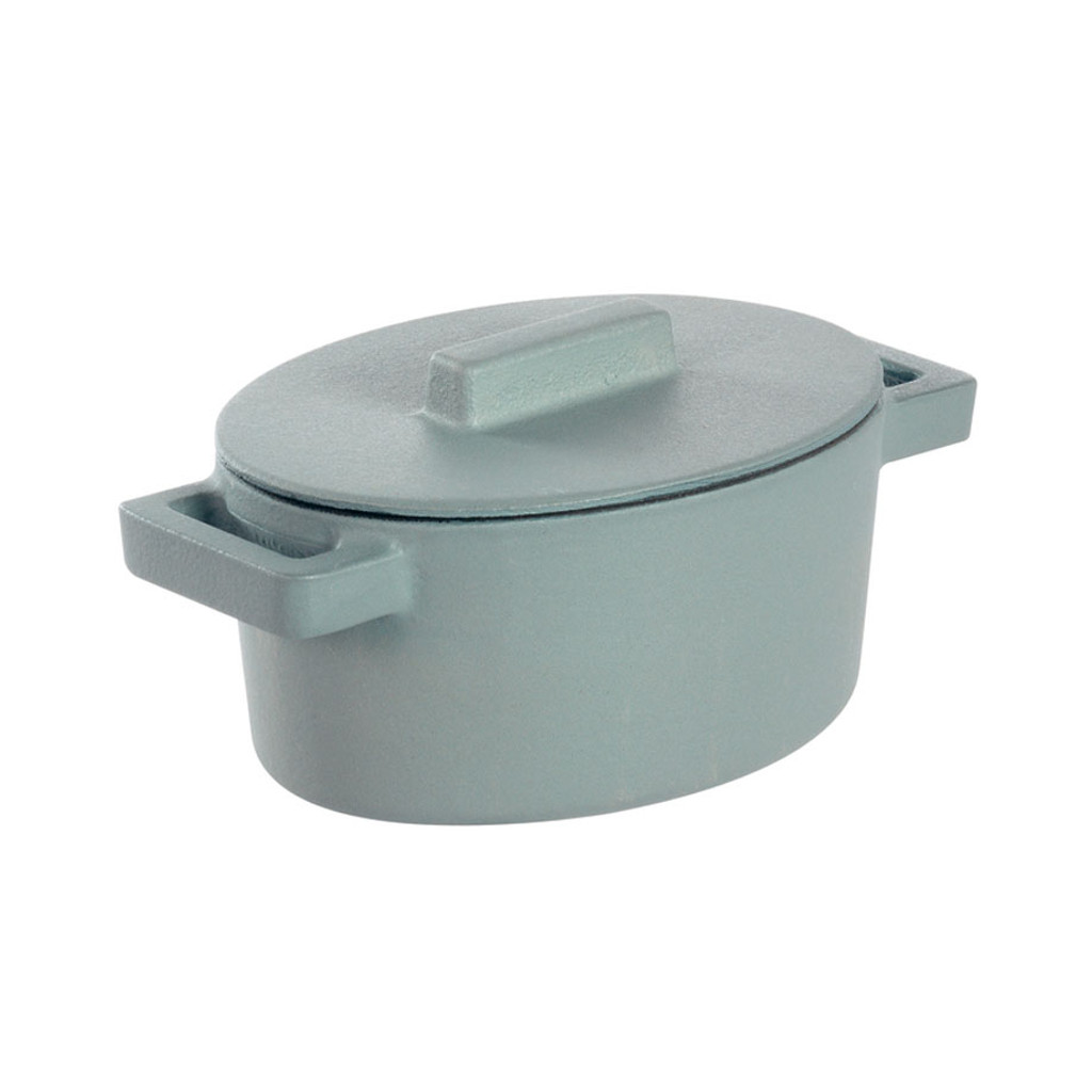 Sambonet TerraCotto Oval Casserole With Lid Ginger, MPN: 51638Z13 UPC: 790955987906