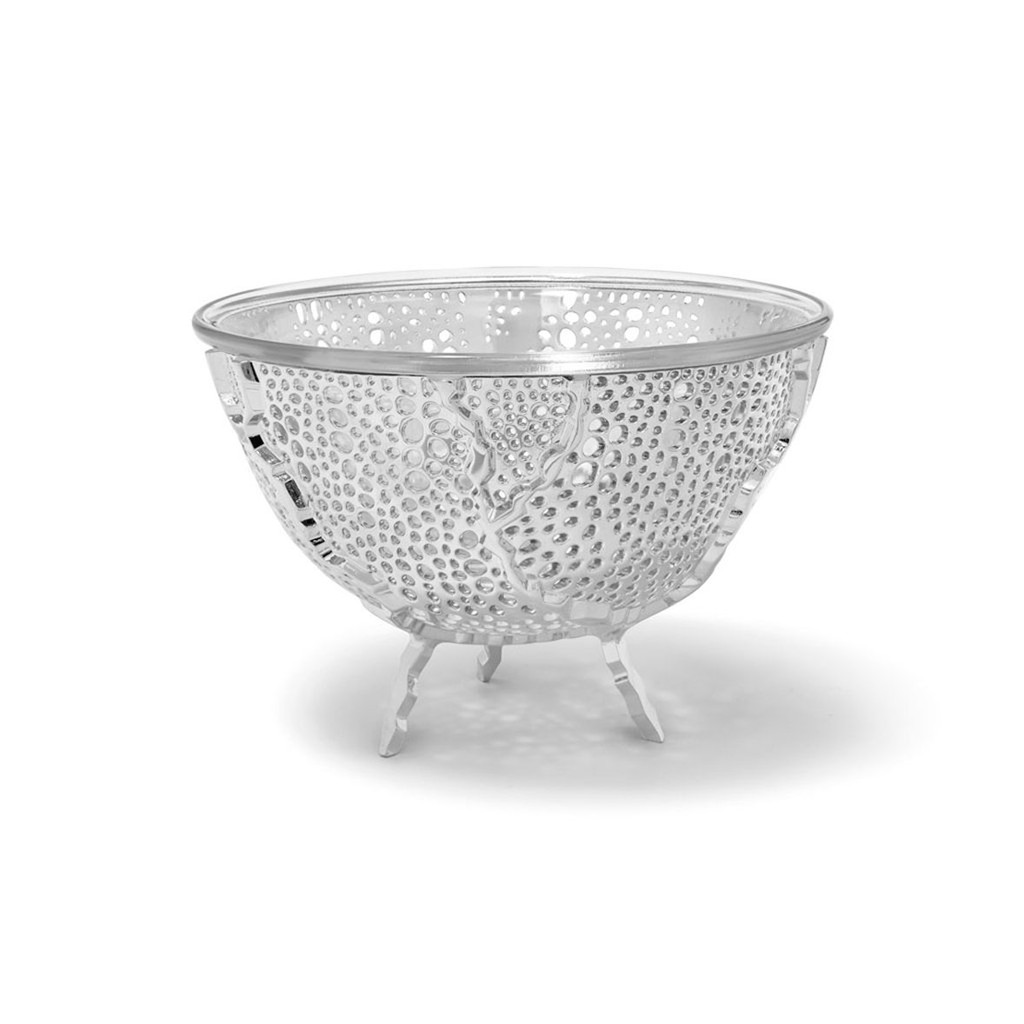 Anna by Rablabs Espera Sea Fan Collection Nut Bowl Nickel, MPN: ES-002 UPC: 810345021222