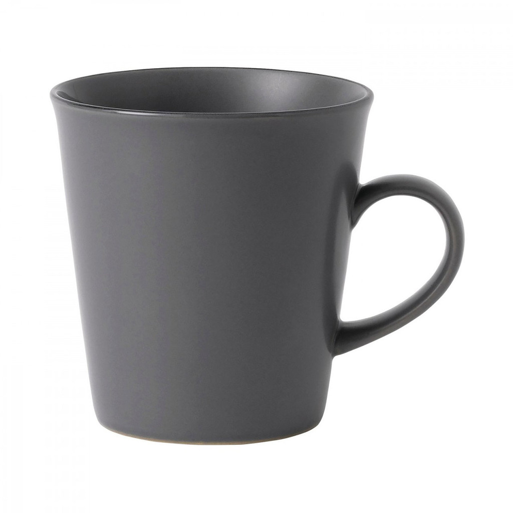 Royal Doulton Union Street CafŽ Grey Mug 12.3 Oz MPN: 40033197 UPC: 701587394239