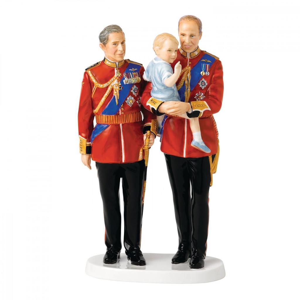 Royal Doulton Future Kings 10 Inch Ltd 1000 MPN: 40026228 UPC: 701587324830