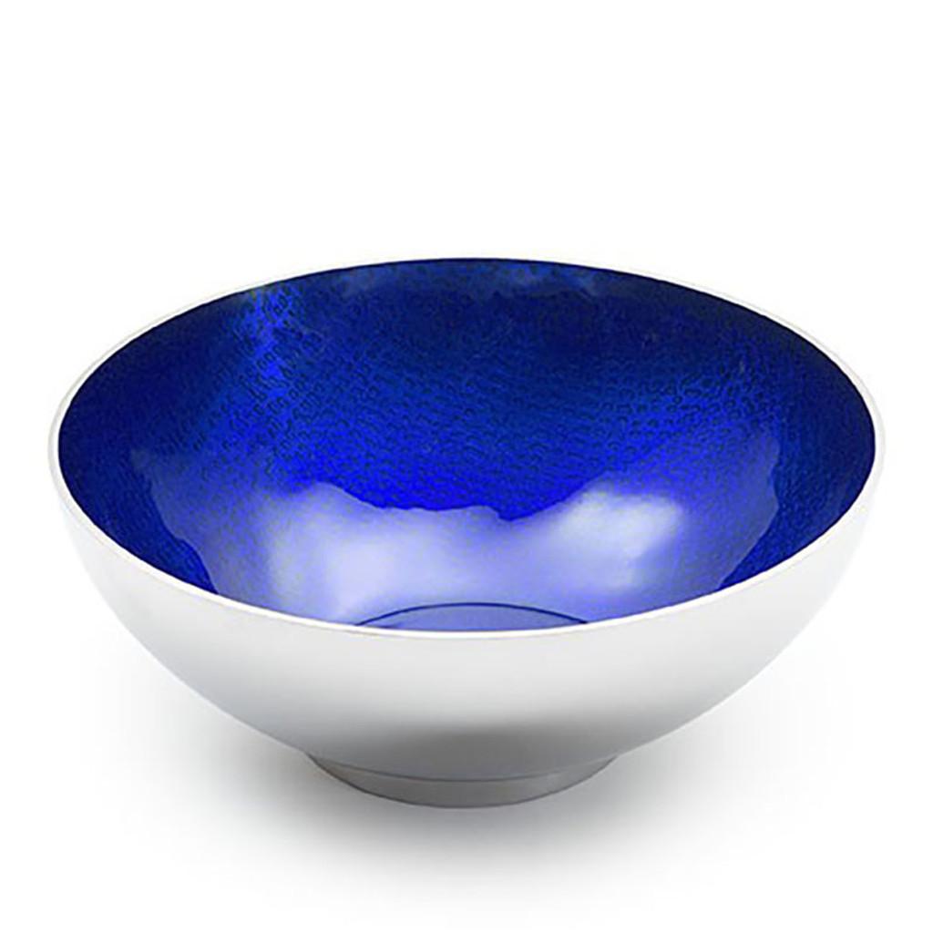 "Mary Jurek Symphony Cobalt Blue Round Bowl 4.5"" MPN: SYPH005.3, UPC: 817658012756"