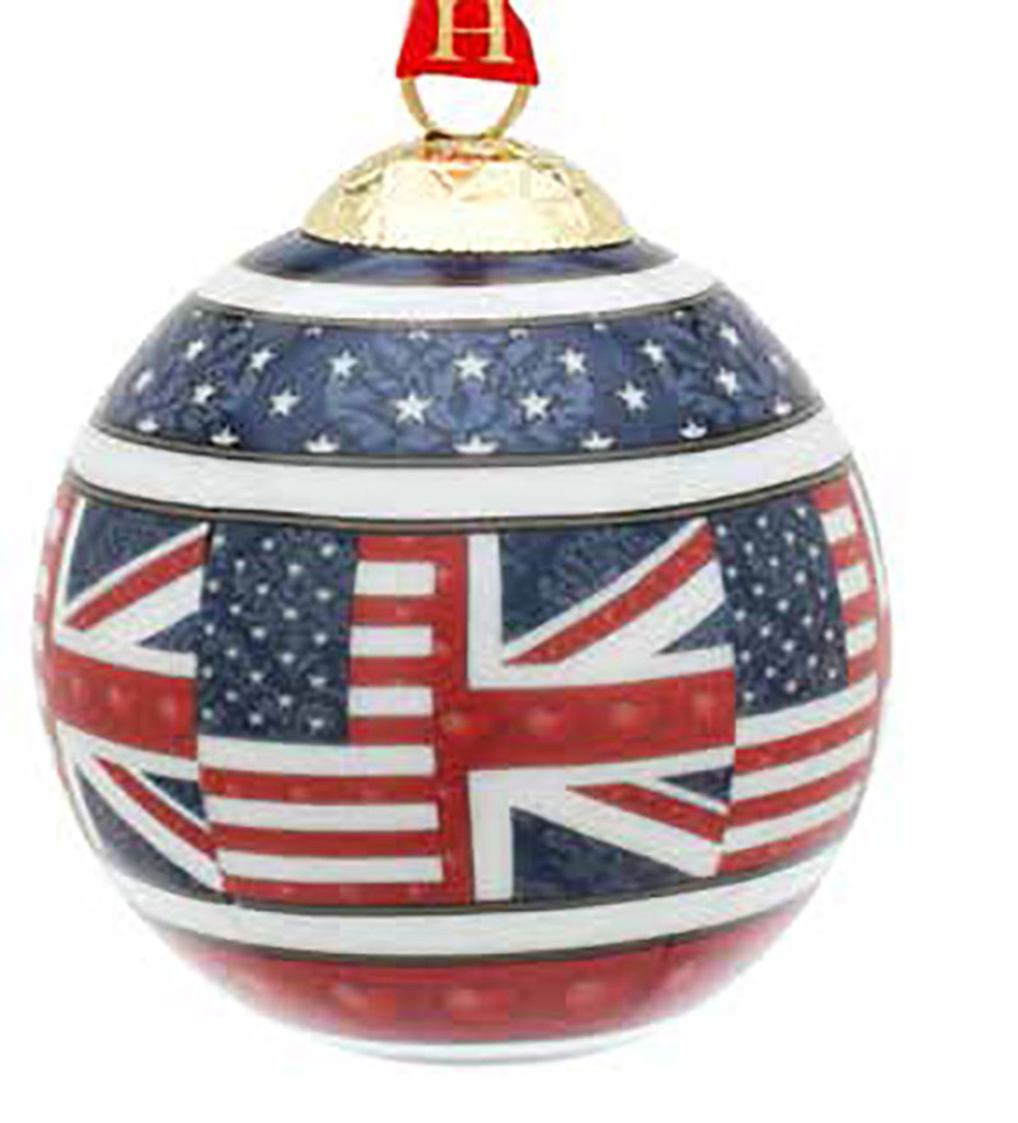 Halcyon Days A Very Special Relationship Bauble Ornament, MPN: BCFLU01XBN