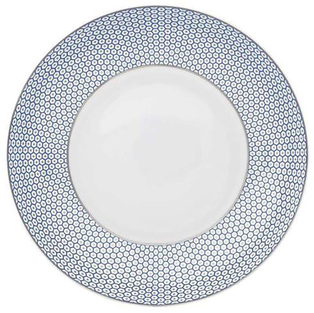 Raynaud Limoges Tresor Bleu French Rim Soup Plate, MPN: 0546-37-250027, EAN: 3660006676844, UPC: 790955038240
