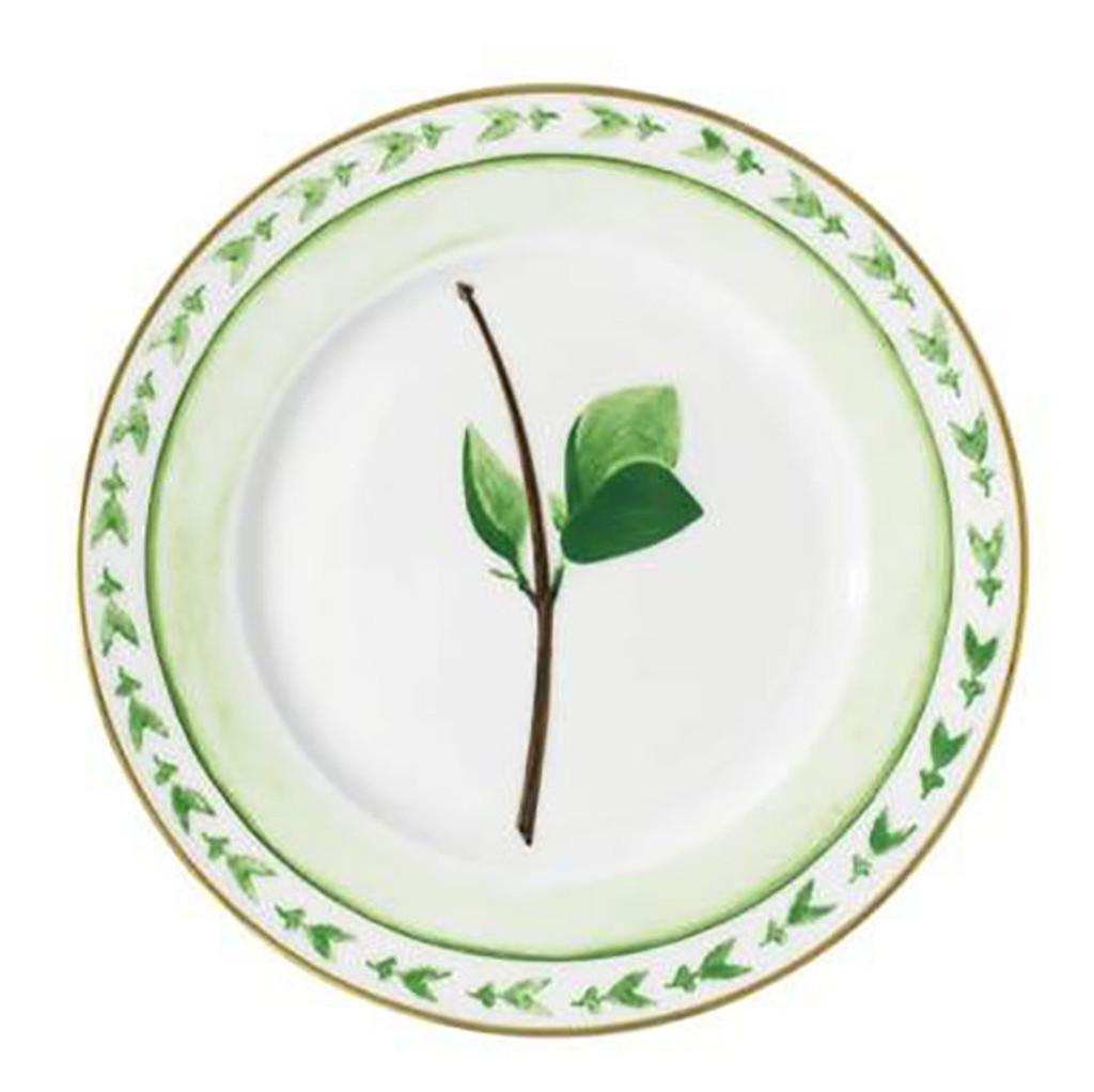 Raynaud Limoges Verdures Dessert Plate, MPN: 0595-17-101022, EAN: 3660006562260, UPC: