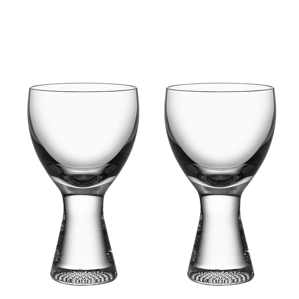 Kosta Boda Limelight Wine Glass Pair, MPN: 7091720, EAN: 7321646035083