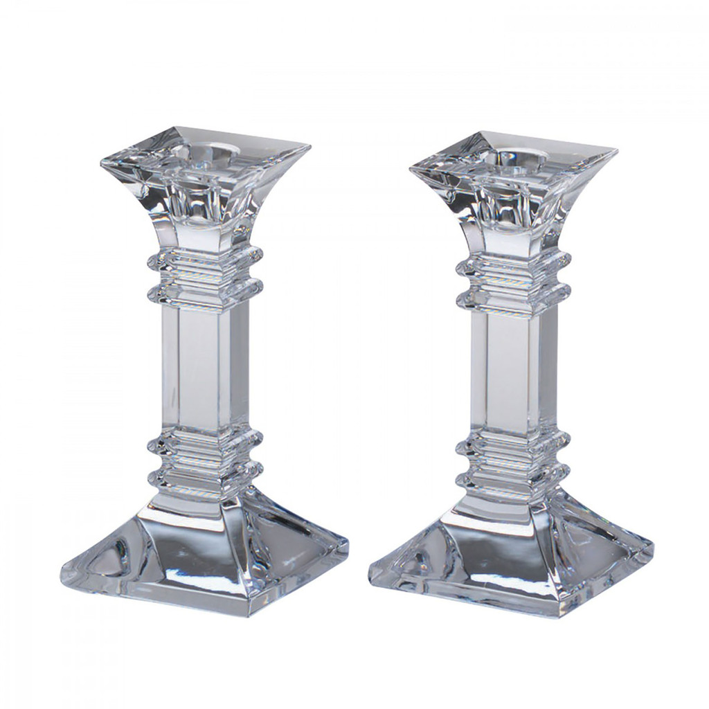 Waterford Treviso Candlestick 6 Inch Pair MPN: 136477 UPC: 024258381100