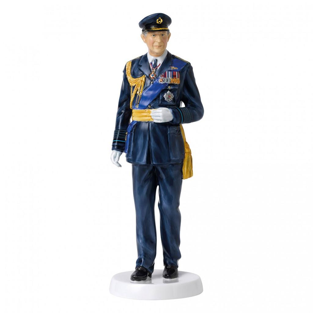 Royal Doulton Prince Charles 70Th Birthday 10 Inch Ltd 1000, MPN: 40032801, EAN: 701587390019