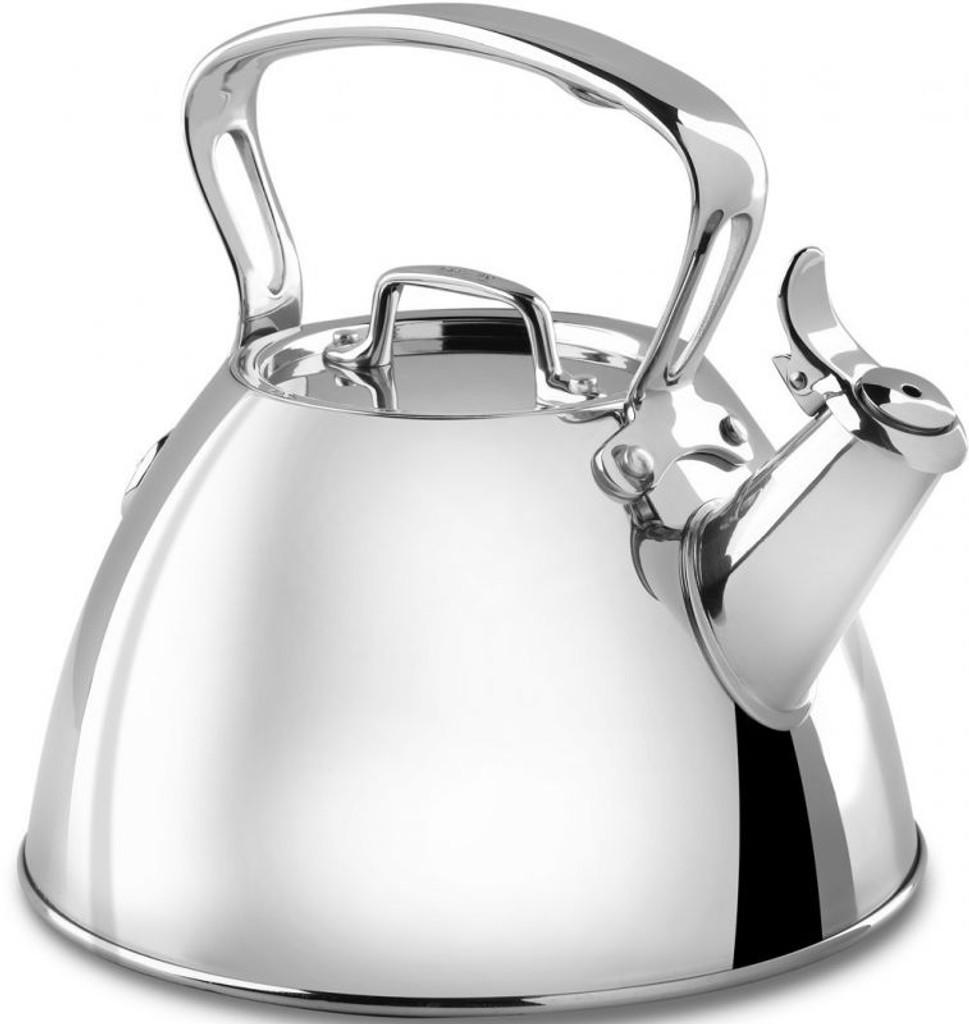 All Clad Specialty Cookware 2 Qt.Tea Kettle
