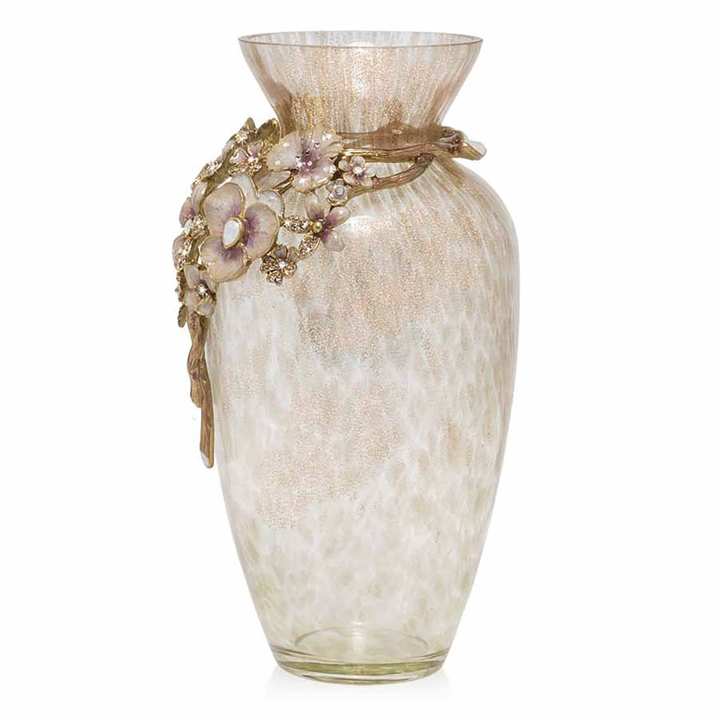 Jay Strongwater Polly Bouquet Vase, MPN: SDH2400-281, UPC: 848510023801