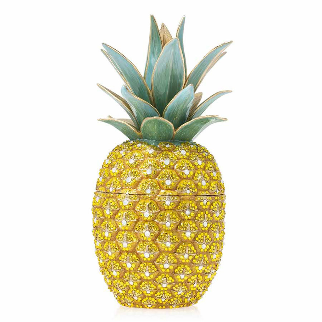 Jay Strongwater Ana Pineapple Box, MPN: SDH7396-280, UPC: 848510023610