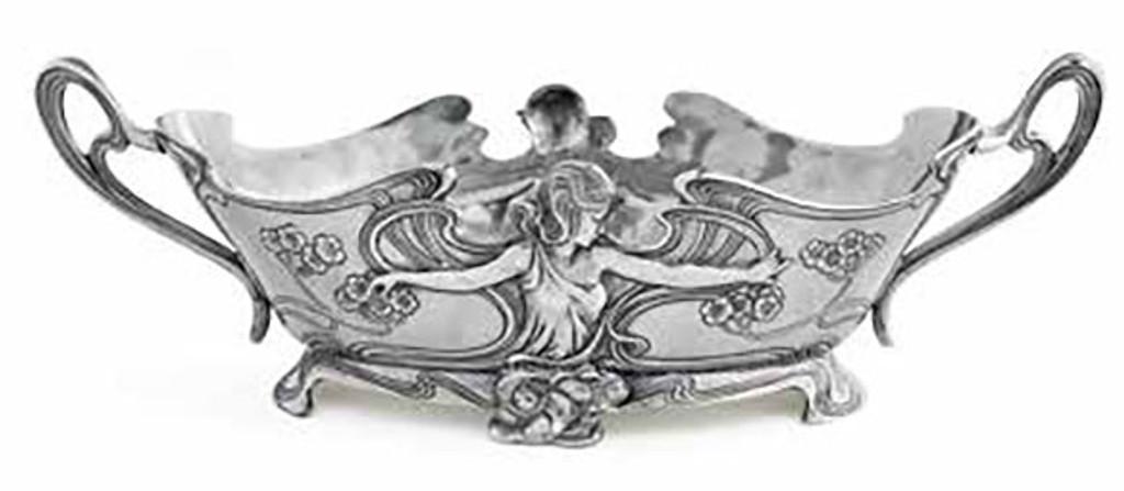 Arte Italica Peltro Goddess Bowl, MPN: PEL6763, UPC: 814639005592
