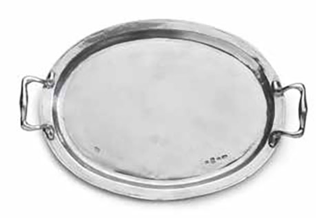 Arte Italica Vintage Med Tray with Handles, MPN: VIN3603, UPC: 814639004656