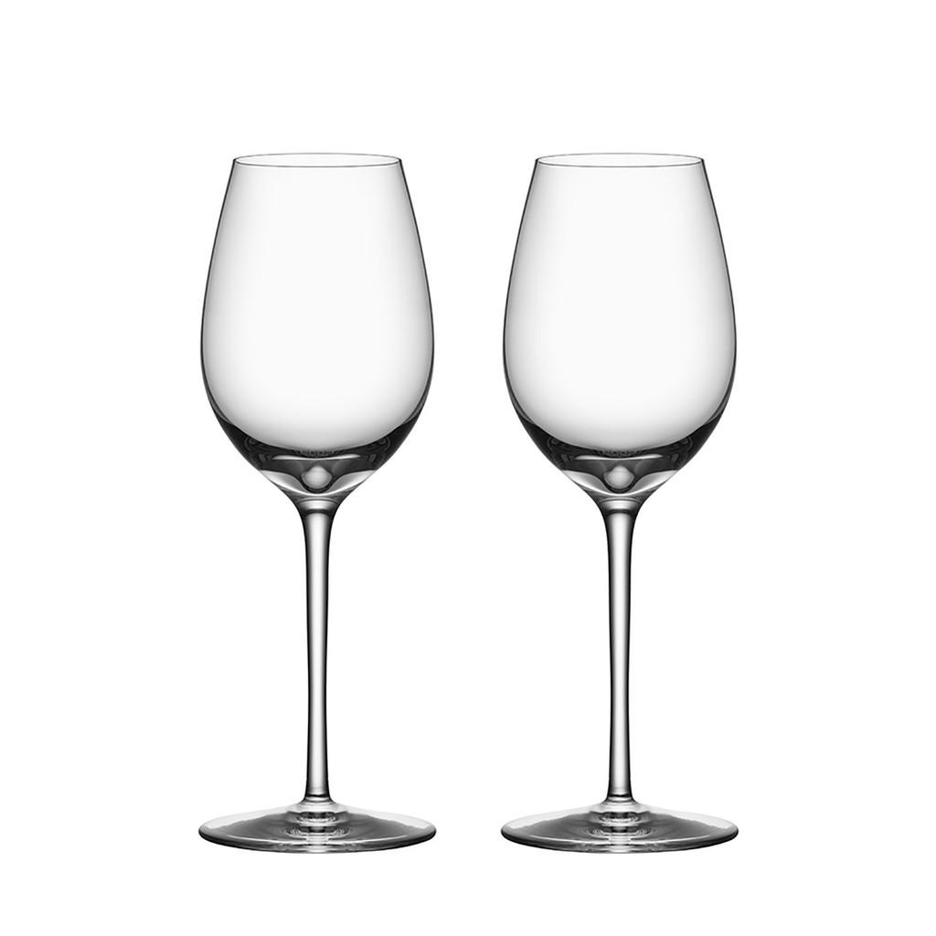 Orrefors Premier Chardonnay  Set of Two, MPN: 6180116, EAN: 7321646045884