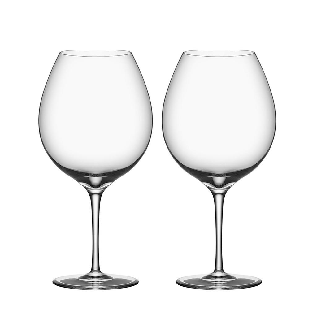 Orrefors Premier Pinot Noir  Set of Two, MPN: 6180118, EAN: 7321646045877