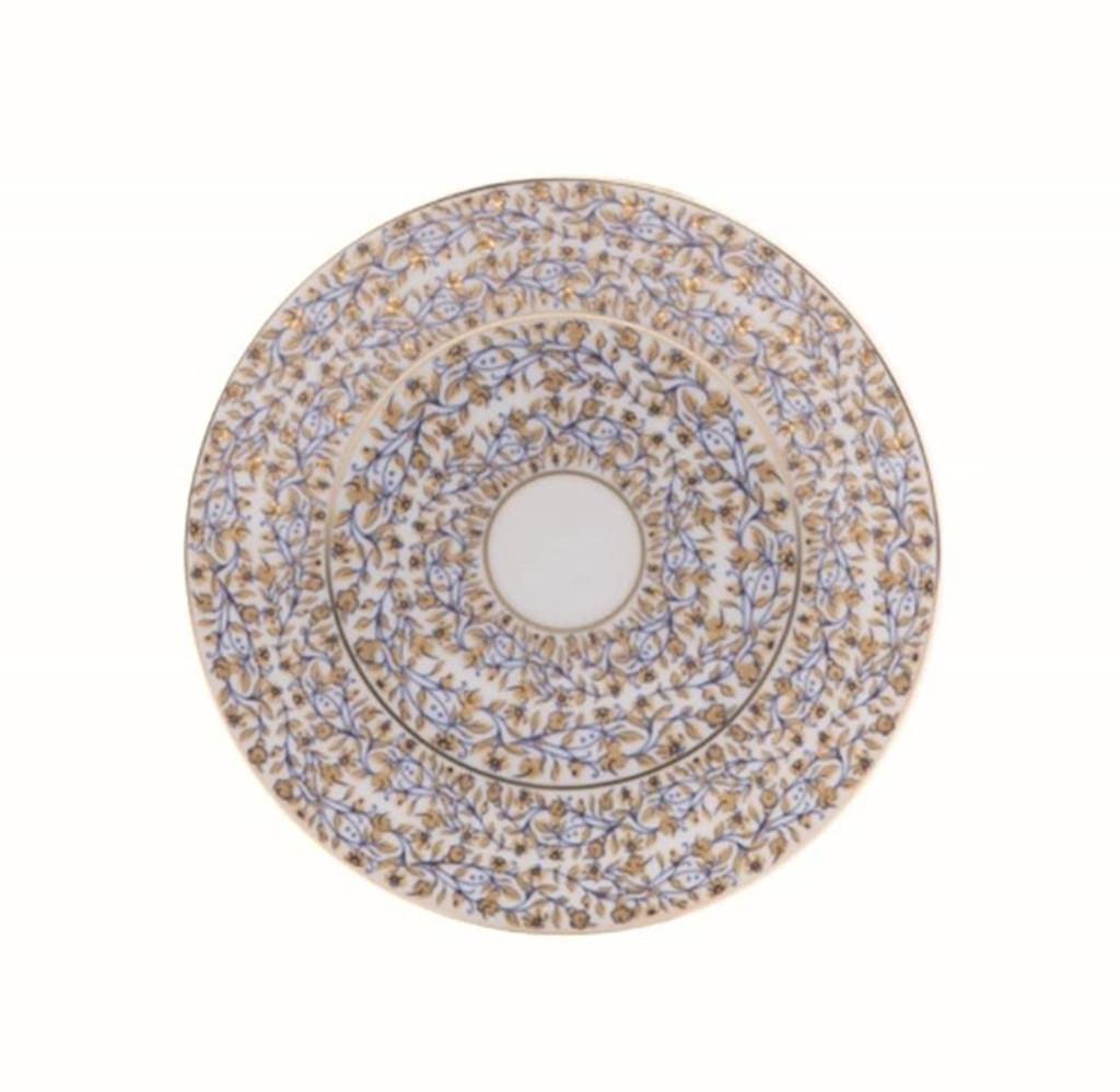 Deshoulieres Vignes White Bread & Butter Plate, MPN: 034338, UPC/EAN: 3104363078434