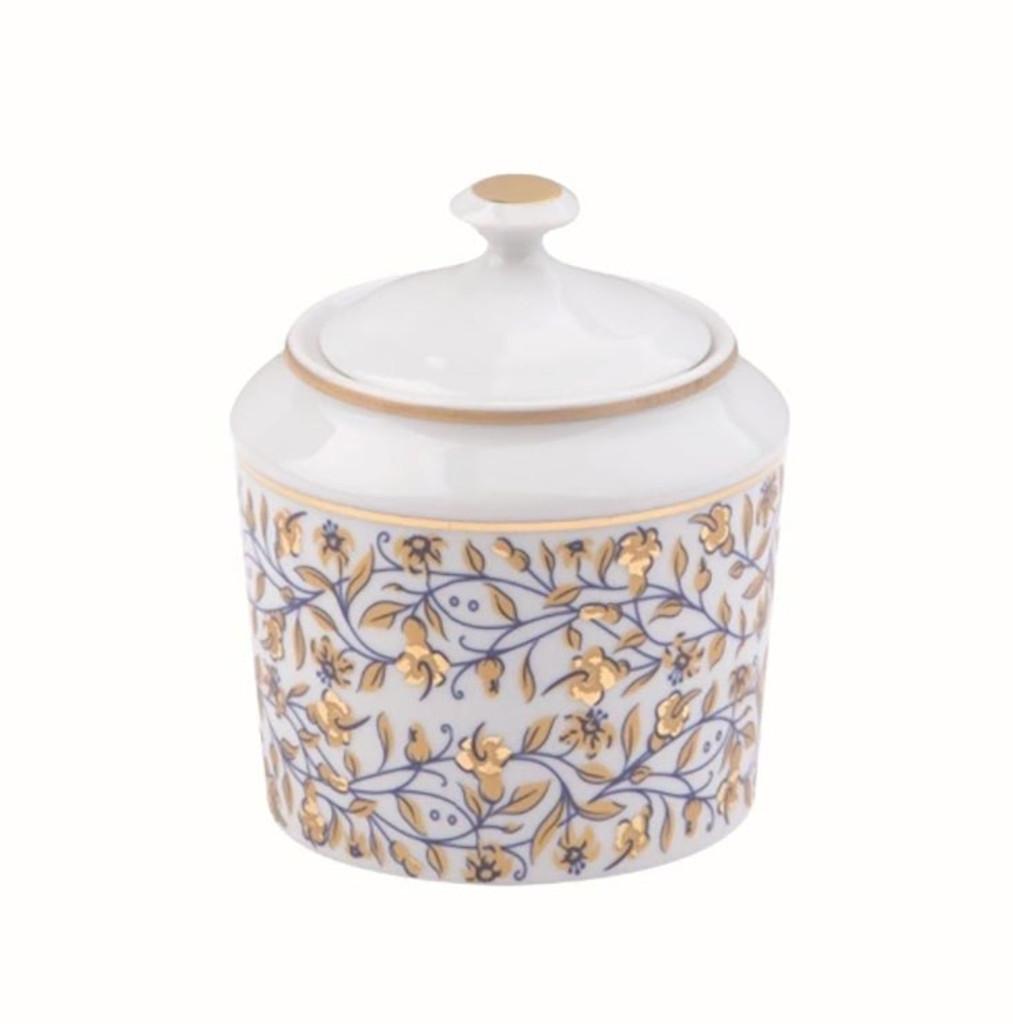 Deshoulieres Vignes White Sugar Bowl, MPN: 034347, UPC/EAN: 3104363078885