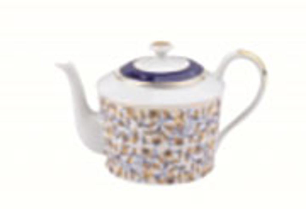 Deshoulieres Vignes White Teapot, MPN: 034351, UPC/EAN: 3104363079080