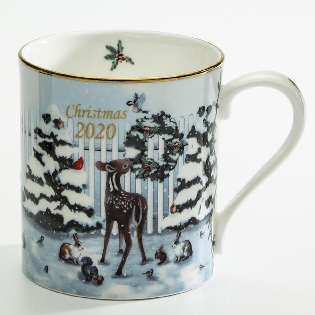 Halcyon Days 2020 Christmas Mug, MPN: BCCH2001MGG