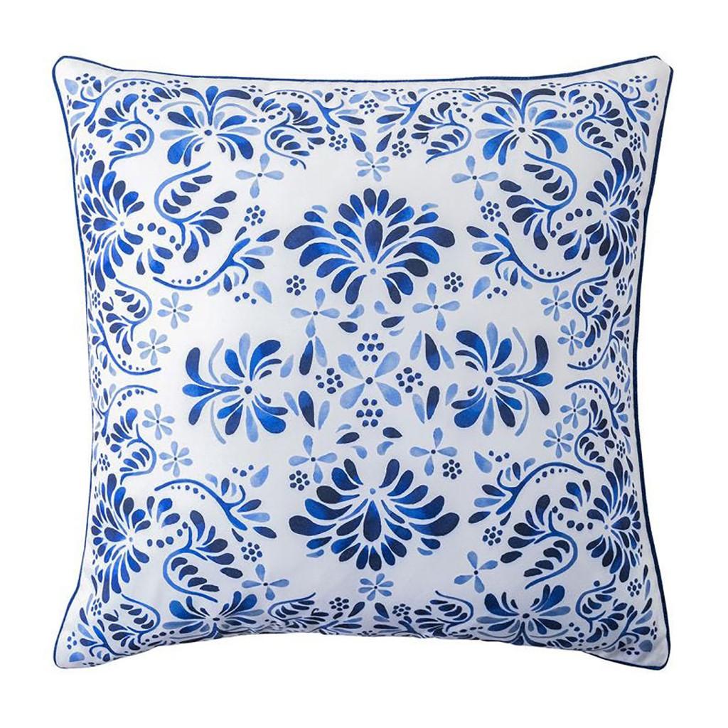 Juliska Iberian Journey Indigo 22 Inch Pillow MPN: PW05/046, UPC: 810034834676