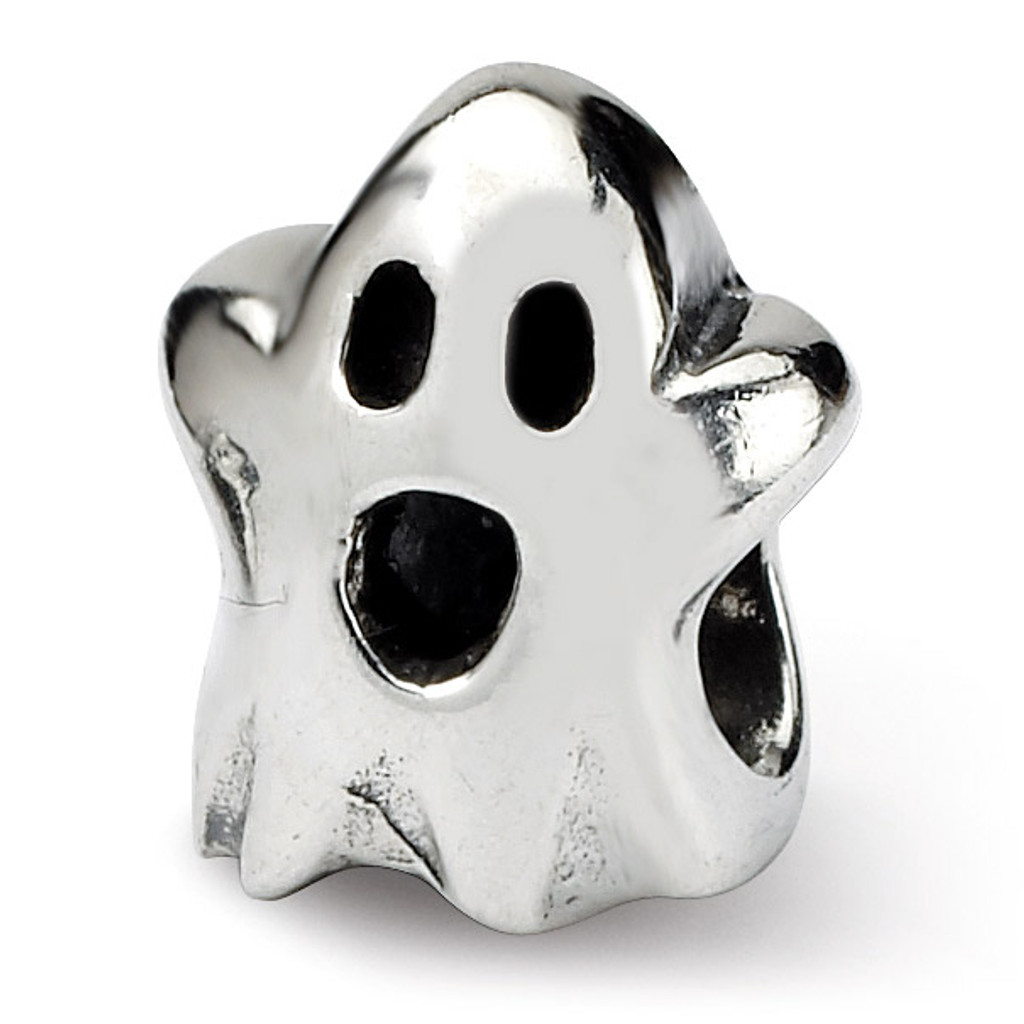 Ghost Bead - Sterling Silver QRS782