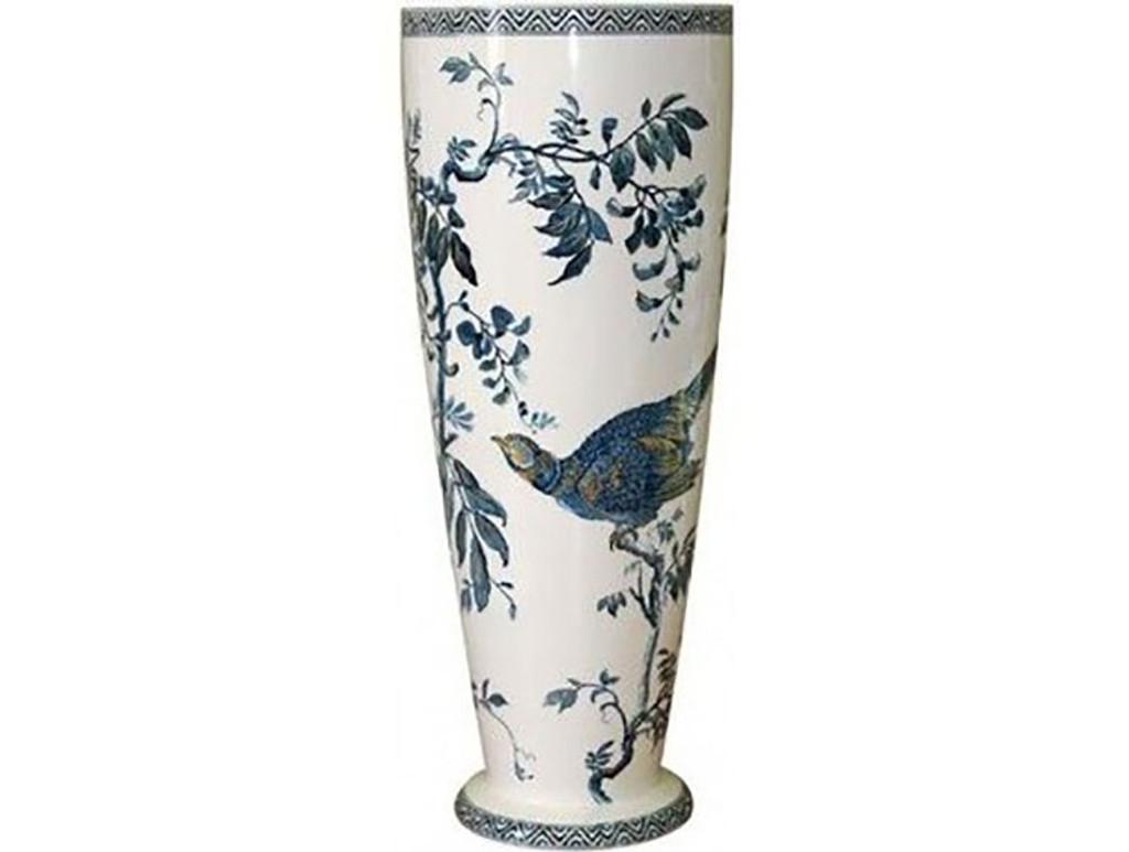 Gien Vincennes Gold Vase Fuseau, MPN: 1613CVFU31, UPC/EAN: 840769074788