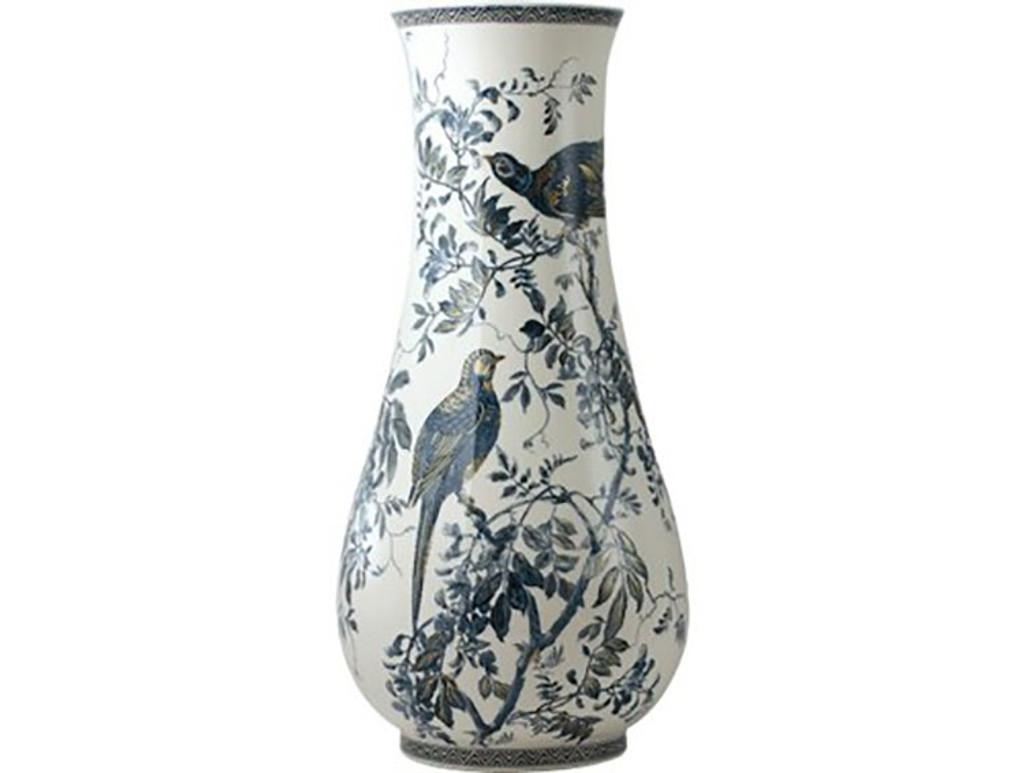 Gien Vincennes Gold Vase Musee Small , MPN: 1613CV0M00, UPC/EAN: 840769104263